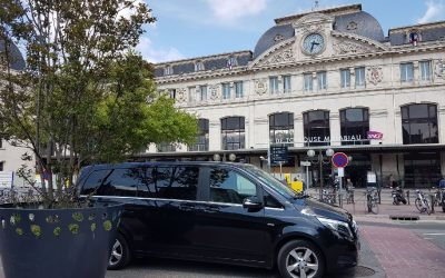 Join Toulouse train station from or to Blagnac Airport
