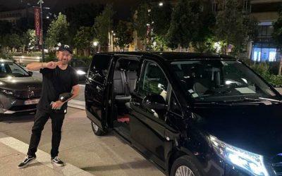 VTC EXCELLENCE DRIVES DJ BENNY BENASSI