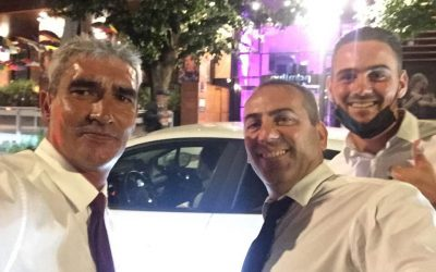 Your private driver in Toulouse drives DJ SNAKE & MALAA