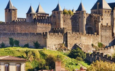 Visitez la cité médiévale de Carcassonne depuis Toulouse